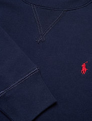 Ralph Lauren Kids - Cotton-Blend-Fleece Sweatshirt - sweatshirts - cruise navy - 2