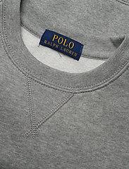 Ralph Lauren Kids - Cotton-Blend-Fleece Sweatshirt - sweatshirts - dark sport heathe - 2