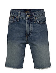 Sullivan Slim Denim Short - CRAWFIELD WASH