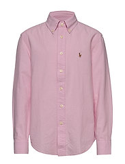 Cotton-Blend Shirt - CARMEL PINK