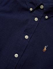 Ralph Lauren Kids - Cotton-Blend Shirt - shirts - newport navy - 2