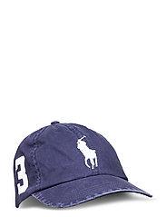 Big Pony Chino Baseball Cap - NEWPORT NAVY