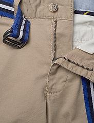 Ralph Lauren Kids - Belted Stretch Skinny Chino - bukser - classic khaki - 3
