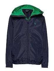 Water-Resistant Jacket - NEWPORT NAVY
