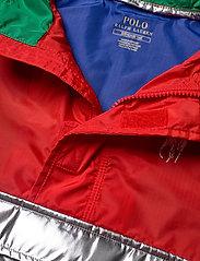 Ralph Lauren Kids - Water-Resistant Jacket - windbreaker - gunmetal - 2