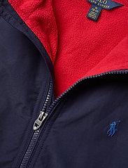 Ralph Lauren Kids - Water-Resistant Windbreaker - bomber jackets - newport navy - 5