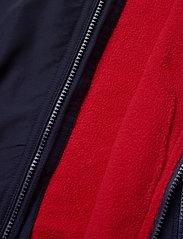 Ralph Lauren Kids - Water-Resistant Windbreaker - bomber jackets - newport navy - 6