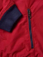 Ralph Lauren Kids - Water-Resistant Windbreaker - bomber jackets - rl 2000 red - 6
