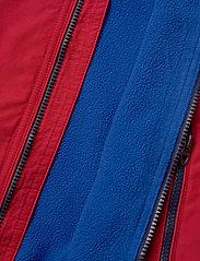 Ralph Lauren Kids - Water-Resistant Windbreaker - bomber jackets - rl 2000 red - 7