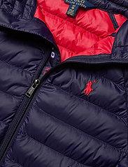 Ralph Lauren Kids - Packable Quilted Jacket - puffer & padded - newport navy - 3