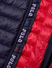 Ralph Lauren Kids - Packable Quilted Jacket - puffer & padded - newport navy - 4
