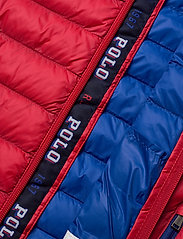 Ralph Lauren Kids - Packable Quilted Jacket - puffer & padded - rl 2000 red - 5