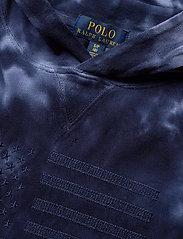 Ralph Lauren Kids - Flag Cotton Mesh Hooded Tee - pulls à capuche - newport navy - 2
