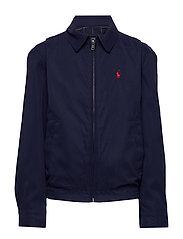 Water-Resistant Twill Jacket - NEWPORT NAVY