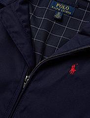 Ralph Lauren Kids - Water-Resistant Twill Jacket - bomber jackets - newport navy - 2