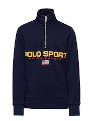 Polo Sport Half-Zip Sweatshirt - CRUISE NAVY