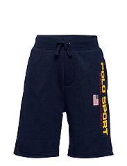 Polo Sport Fleece Short - CRUISE NAVY