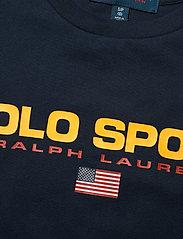 Ralph Lauren Kids - Polo Sport Cotton Jersey Tee - short-sleeved - cruise navy - 2