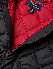 Ralph Lauren Kids - SOLID PENNY-BASBLL VEST-OW-VST - vests - polo black - 2