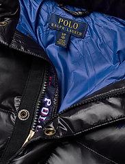 Ralph Lauren Kids - Water-Repellent Down Jacket - puffer & padded - polo black - 4