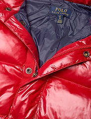 Ralph Lauren Kids - Water-Repellent Down Jacket - puffer & padded - rl 2000 red - 3