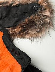 Ralph Lauren Kids - Faux-Fur-Trim Down Parka - parkas - polo black - 5