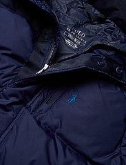 Ralph Lauren Kids - Water-Resistant Down Coat - puffer & padded - cruise navy - 3