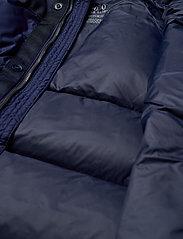 Ralph Lauren Kids - Water-Resistant Down Coat - puffer & padded - cruise navy - 5