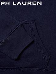 Ralph Lauren Kids - Flag Logo Fleece Hoodie - pulls à capuche - newport navy - 3