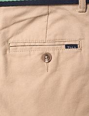 Ralph Lauren Kids - Belted Super Skinny Stretch Chino Pant - trousers - classic khaki - 4