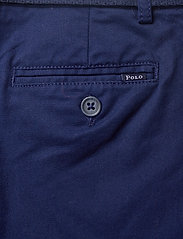 Ralph Lauren Kids - Belted Super Skinny Stretch Chino Pant - trousers - newport navy - 4