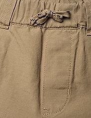 Ralph Lauren Kids - Cotton Ripstop Cargo Short - shorts - desert khaki - 2