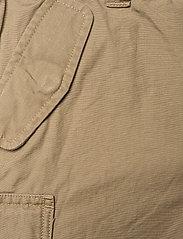 Ralph Lauren Kids - Cotton Ripstop Cargo Short - shorts - desert khaki - 3