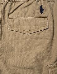 Ralph Lauren Kids - Cotton Ripstop Cargo Short - shorts - desert khaki - 4