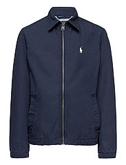Bayport Stretch Cotton Chino Jacket - NEWPORT NAVY
