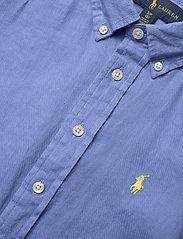 Ralph Lauren Kids - Linen Shirt - shirts - harbor island blu - 2