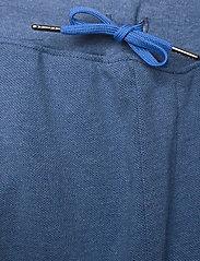 Ralph Lauren Kids - Cotton Mesh Jogger Pant - trousers - royal heather - 3