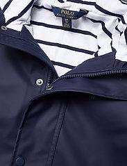 Ralph Lauren Kids - Logo Rain Jacket - jassen - newport navy - 3