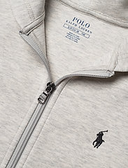 Ralph Lauren Kids - Double-Knit Full-Zip Hoodie - pulls à capuche - lt sport heather - 2