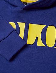 Ralph Lauren Kids - Logo Double-Knit Hoodie - pulls à capuche - heritage royal - 2
