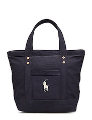 CANVAS-SM PP TOTE-TTE-SMA - NAVY