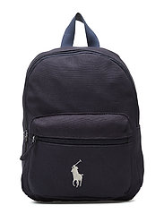 CANVAS-SM BACKPACK-BPK-SMA - NAVY