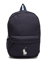 CANVAS-BACKPACK-BPK-LRG - NAVY