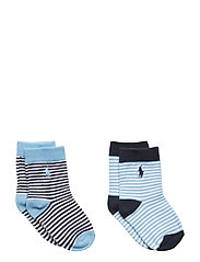 ST JAMES2-CREW-2 PACK - WHITE/NAVY/SHADOW