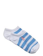 COTTON BLEND-SAVANNAH SOLID LC AK - BLUE/WHITE