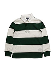 LSL STRIPE RUGBY - NEW FOREST