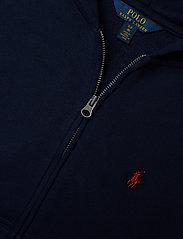 Ralph Lauren Kids - Cotton-Blend-Fleece Hoodie - pulls à capuche - cruise navy - 2