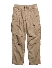 Cotton Ripstop Cargo Pant - CLASSIC KHAKI