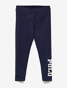 Polo Stretch Jersey Legging - leggings - french navy