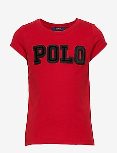 POLO HOLIDAY-TOPS-KNIT - RL 2000 RED